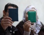 وقفة لحراك لم الشمل أمام الشؤون المدنية لإنهاء معاناتهم