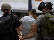الاحتلال يعتقل شابا من قرية حوسان في بيت لحم