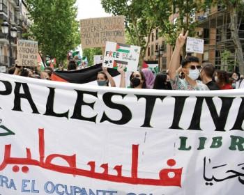قاض أمريكي يحكم بإخفاء بيانات المتضامنين مع فلسطين عن منظمة إسرائيلية