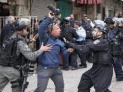 الاحتلال يمنع وقفة احتجاجية لأهالي حي الشيخ جراح