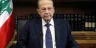 عون يدعو الحكومة اللبنانية الجديدة للعمل كفريق واحد