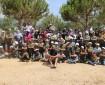 """المخيم الكشفي التدريبي الأول لكشافة الكوفية في """" لبنان"""""""