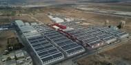 مشروع مدينة غزة الصناعية للطاقة الشمسية يحصل على جائزة أممية